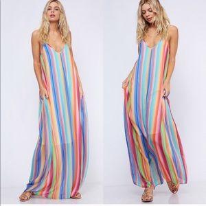 Dresses & Skirts - BEAUTIFUL RAINBOW SUNDRESS❤️BLACK FRIDAY SALE❤️
